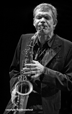 David Sanborn, live at Dinand Jazz 2010