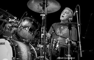 Steve Gadd, live at Dinand Jazz 2010