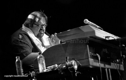 Joey DeFrancesco, live at Dinand Jazz 2010