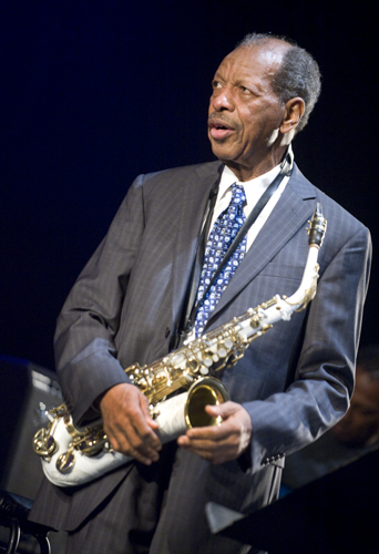 Ornette Coleman live at Gent Jazz 2010