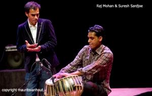 De solo van Suresh Sardjoe   (r) aan het einde was erg mooi.