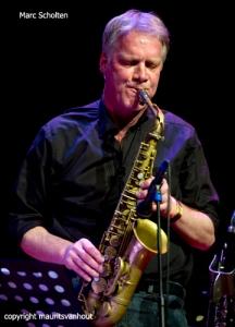 Marc Scholten beet de spits af met zijn kwartet tijdens U Jazz Festival 2012
