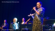 Dee Dee Bridgewater en Ramsey Lewis live op Gent Jazz 2013