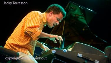 jacky terrasson live op Gent Jazz 2013