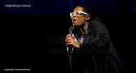 Cécile McLorin Salvant live op Gent Jazz 2013