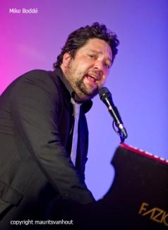mike boddé live op laren jazz 2012