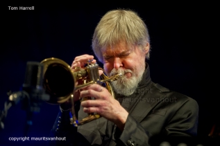 Tom Harrell quintet live at Gouvy Jazz