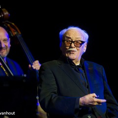 Toots Thielemans op Jazz Middelheim
