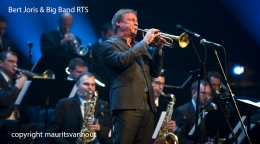 Bert Joris and RTS Big Band