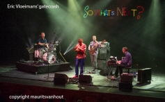 Eric Vloeimans live op So What's Next 2013