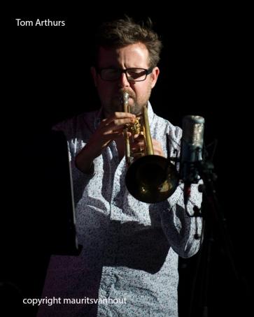 Belgrade jazz 2013, Julia Hulsmann Trio and Tom Arthurs
