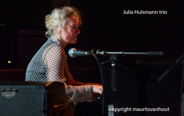 Belgrade jazz 2013, Julia Hulsmann Trio and Tom Arthurs