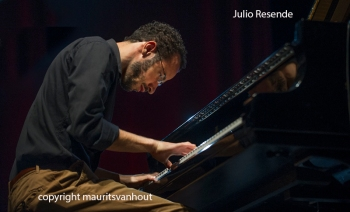 Julio Resende and Maria Joao live at Belgrade Jazz 2013