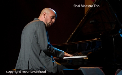 Shai Maestro trio live at belgrade jazz 2013