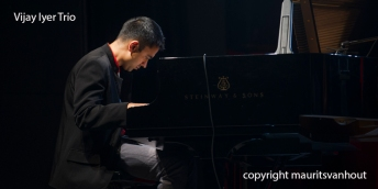 Vijay Iyer Trio live at Belgrade Jazz 2013