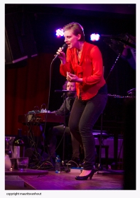 Torun Eriksen live in Northseajazz club dd 12-4-2014