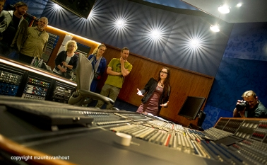 wisseloord studio's hilversum, Jyoti Verhoeff