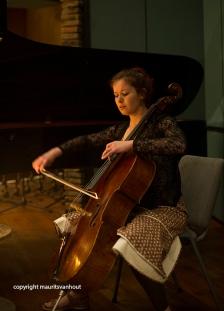 Celliste Maya Fridman