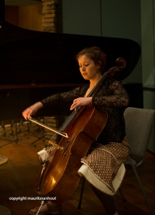 Celliste Maya Fridman