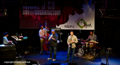 Terence Blanchard Quintet live in Mijke en Co. Copyright Maurits van Hout