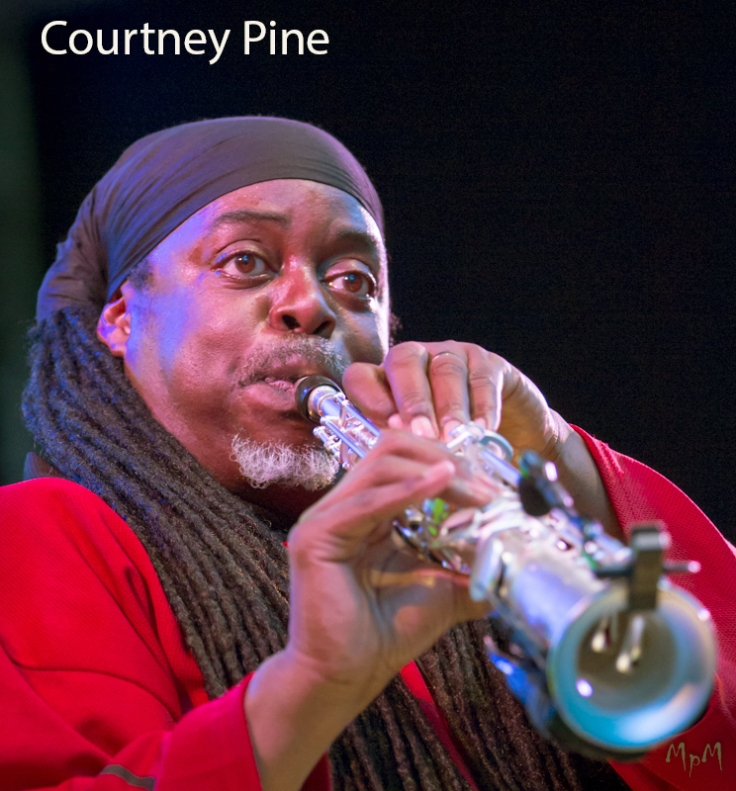 Courtney Pine, foto copyright Marc Machielse