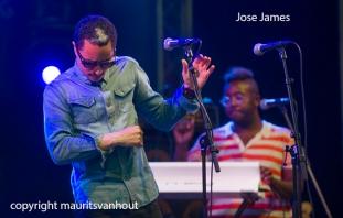 José James live at Jazz Middelburg 2014, copyright mauritsvanhout