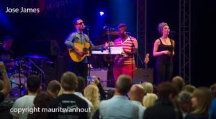 Jazz festival Middelburg 2014, Jose James