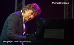 Jazz festival Middelburg 2014 Michiel Borstlap Trio