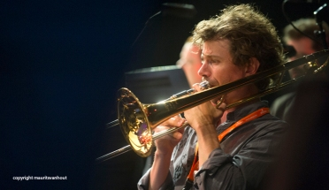 Darcy James Argue's secret society live at Gent Jazz 2014