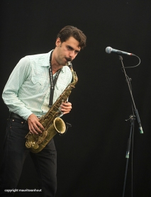 John Batiste and Stay Human live at Gent Jazz 2014
