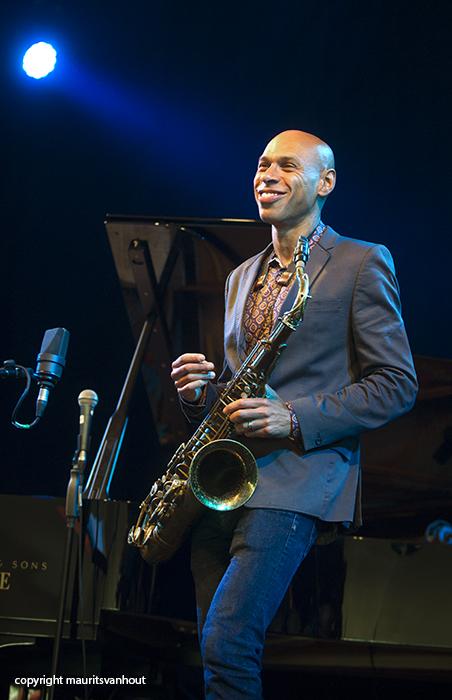 Joshua Redman krijgt oeuvreprijs Jazz Edisons 2017