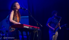Julia Holter live at Gent Jazz 2014