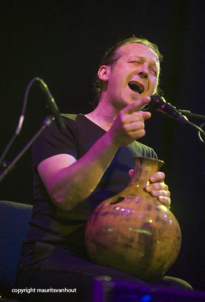 Oaktree live op Gent Jazz 2014. op de foto: Kristof Hiriart