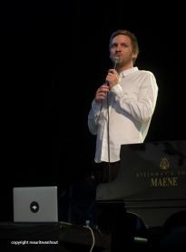 Ólafur Arnalds live at Gent Jazz 2014