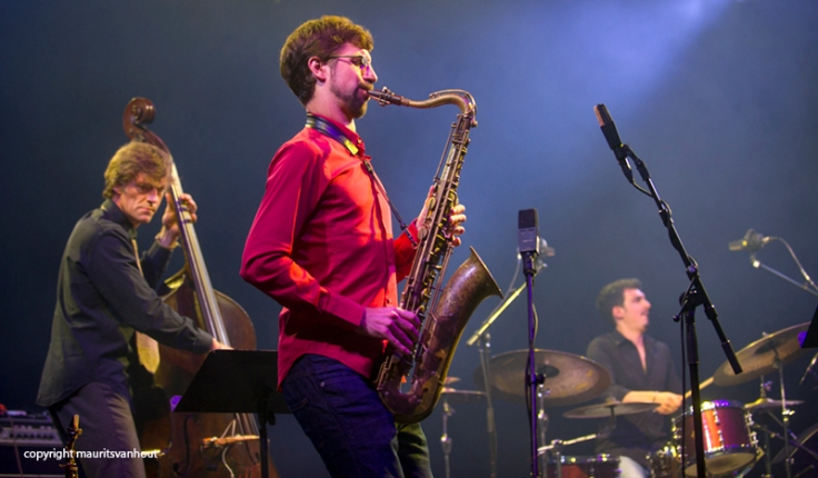 TaxiWars live at Gent Jazz 2014