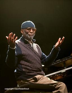 Ahmad Jamal live op Jazz Middelheim 2014