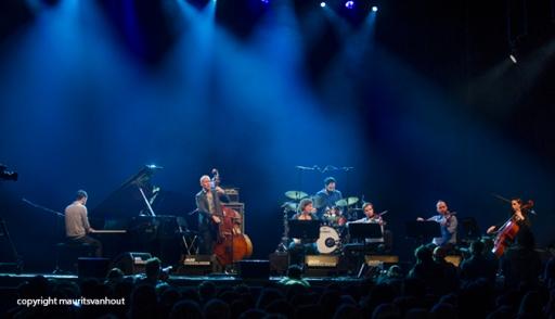 Avishai Cohen live at Jazz Middelheim 2014