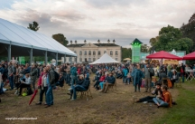 Antwerpen,14 augustus 2014 Jazz Middelheim