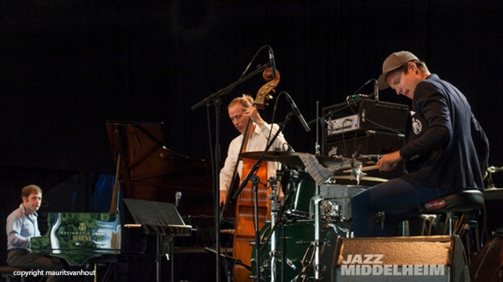 Phronesis live at Jazz Middelheim 2014