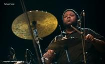 Vijayiyer Sextet live at Jazz Middelheim 2014