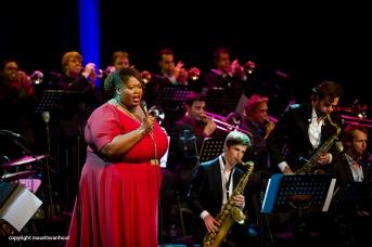 Shirma Rouse live op Laren Jazz 2014