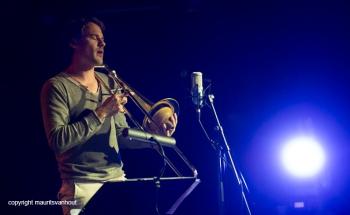 25.10.2014 belgradoJazzfest Belgrade, Nils Wogram trioPhoto: Nils Wogram