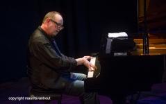 Klatwerk van Boelo Klat trad op in Theater Dakota in Den Haag op 9 april 2015