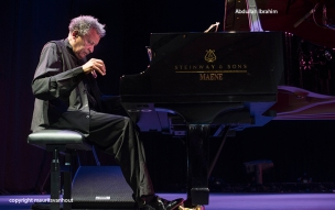 Abdullah Ibrahim tijdens Gent Jazz 2015