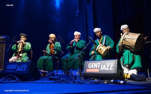 Bill Laswell tijdens Gent Jazz 2015