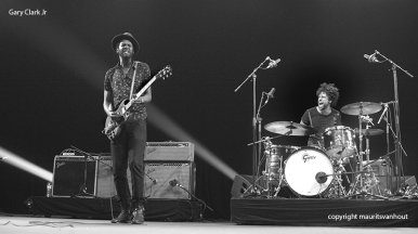 Gary Clark Jr at gent jazz 2015