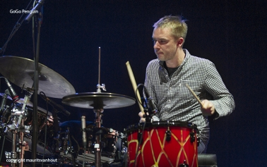 GoGo Penguin live at gent jazz 2015