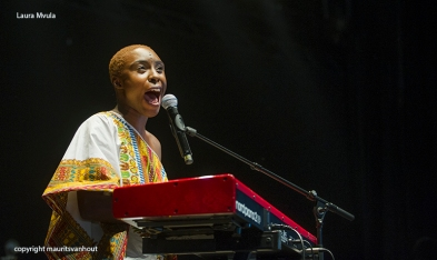 Laura Mvula at gent jazz 2015