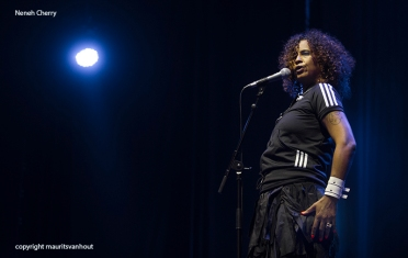 Neneh Cherry live at gent jazz 2015