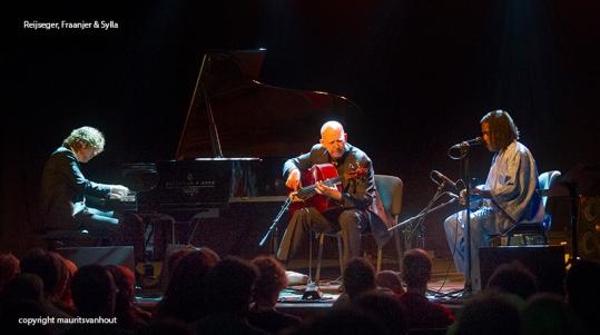jack Dejohnette tijdens Gent Jazz 2015